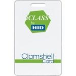 Брелок / Метка HID iCLASS Clamshell